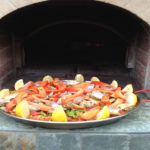 What can you prepare in a pizza stove besides pizza
